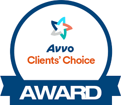 Avvo Clients' Choice Award 2014, 2015, 2016